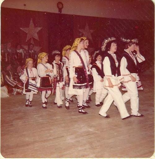 Dancing from Rădăuţi to Regina