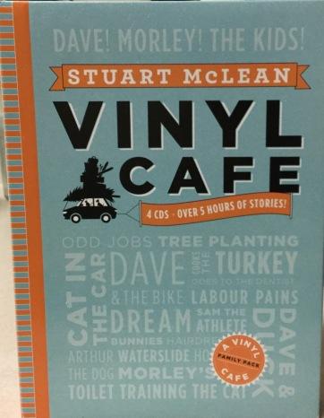 Vinyl Cafe CDs