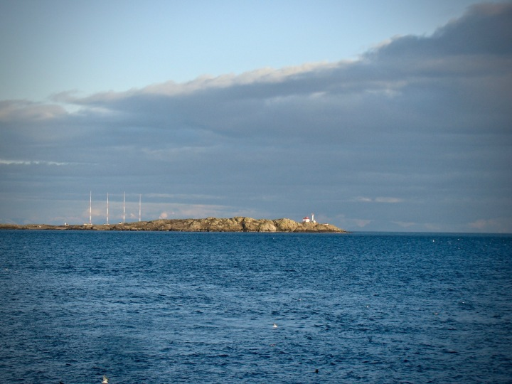 Trial Islands Lighthouse