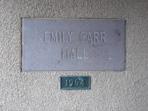 Emily Carr 1