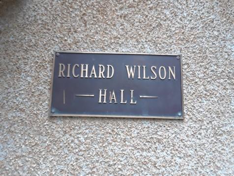 Wilson Sign